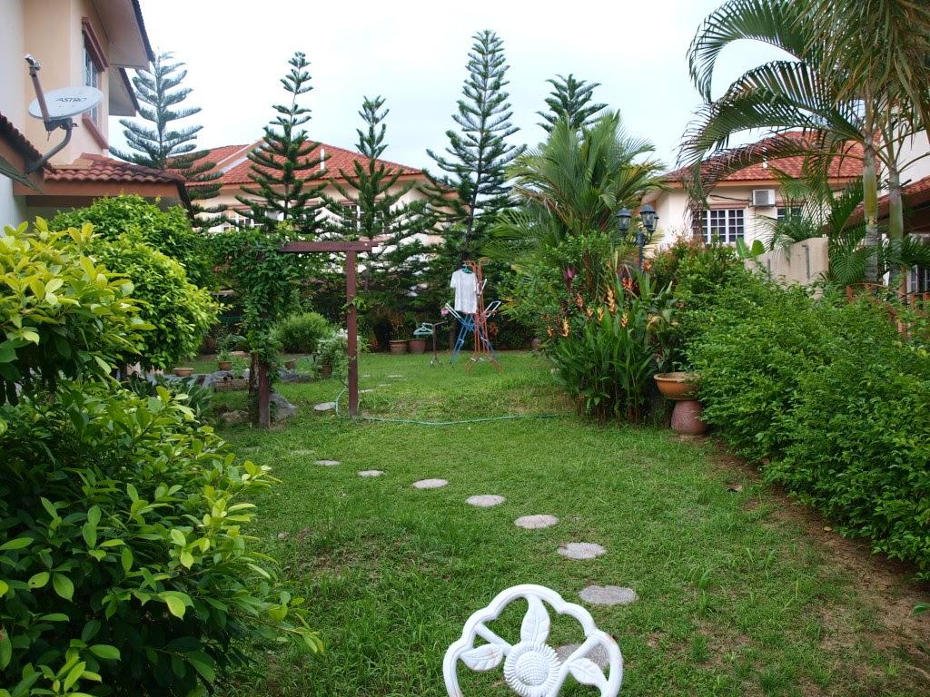 Inspirasi Dekorasi Taman Halaman Depan Rumah