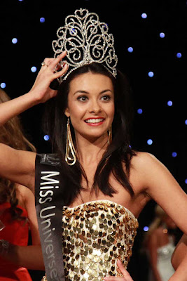 Miss Universe Great Britain 2011,Chloe-Beth Morgan, Miss World,