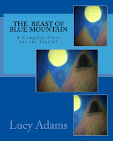 http://www.amazon.com/Beast-Blue-Mountain-Campfire-Fearful/dp/1492259101/ref=sr_1_1?s=books&ie=UTF8&qid=1383682159&sr=1-1&keywords=the+beast+of+blue+mountain
