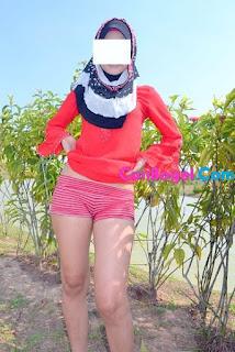 2 Awek Tudung Baju Kurung Tayang Puki Outdoor - Cunbogel.com