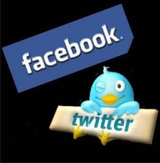 Facebook e Twitter, crescem ao ponto de mudar o panorama da influência dos veículos de comunicação tradicionais