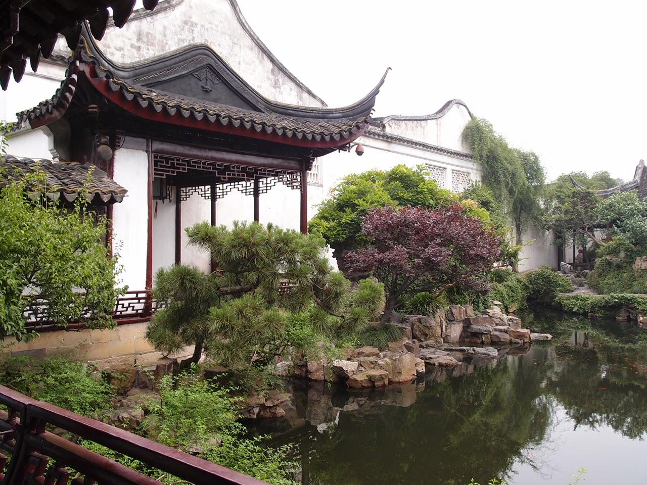 Facturando la maleta d a 9 suzhou jardines y canales for Jardines venecia