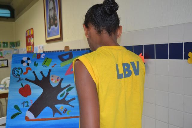 Exposição da LBV em Brasília homenageia os 70 anos da ONU