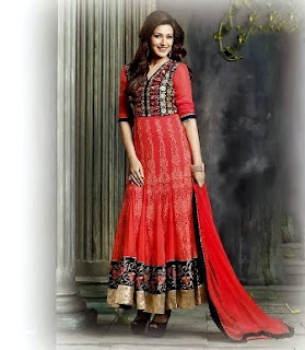 Latest bridal anarkali suits