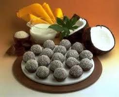 Recetas Cocos de Chocolate