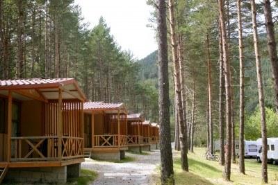Yandy frank casas prefabricadas bungalows prefabricados - Cabanas de madera los pinos ...