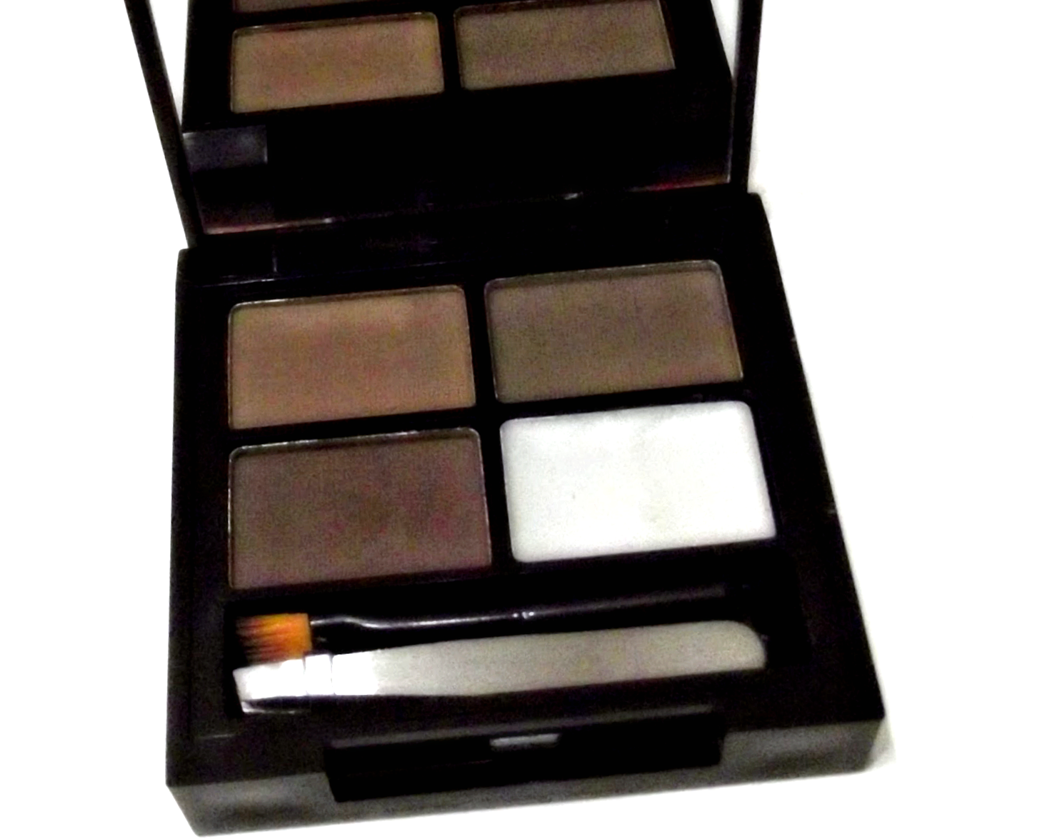 Review Makeup Revolution Focus Fix Eyebrow Shaping Kit