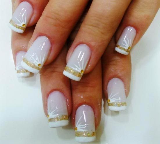 Professional look with gel nail designs fashions feel tips professional look with gel nail designs prinsesfo Gallery