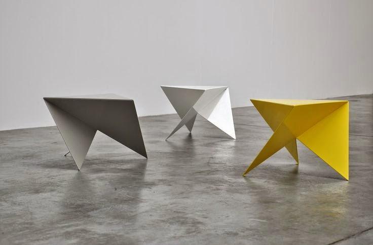 la fabrique d co des meubles origamis. Black Bedroom Furniture Sets. Home Design Ideas