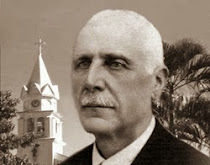 Manoel de Souza Meirelles, um dos primeiros fazendeiros de Altinópolis.
