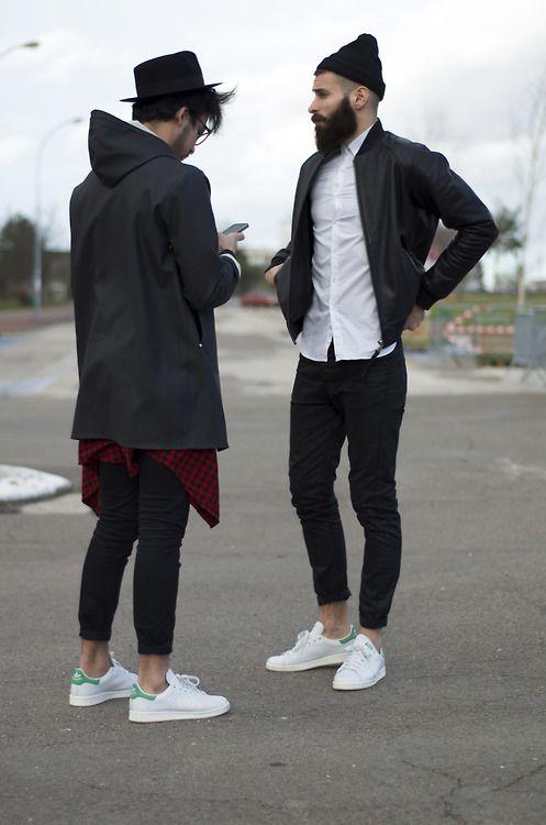 Festa preto e branco roupas masculinas