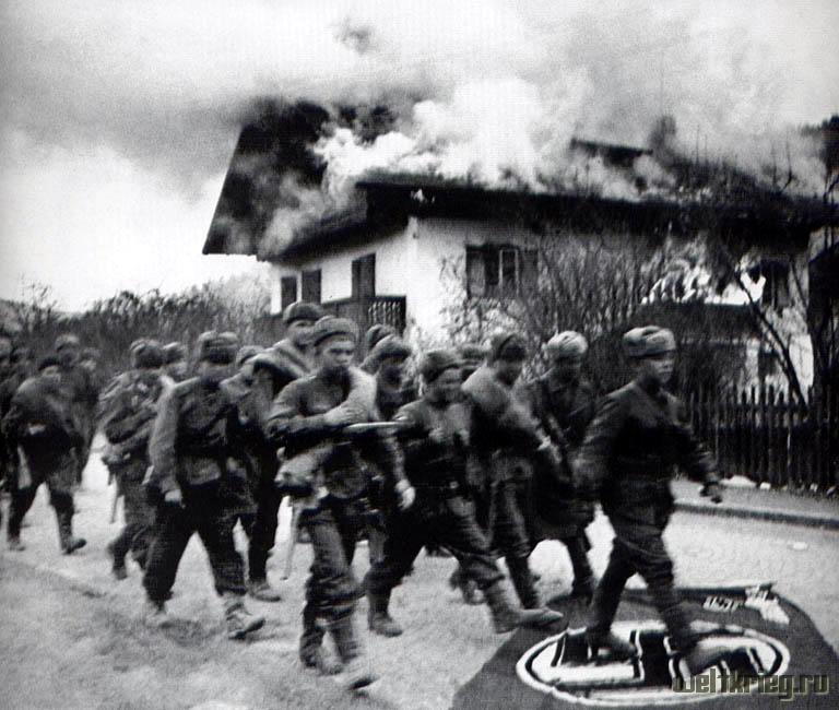 Pulgares como trofeos de guerra