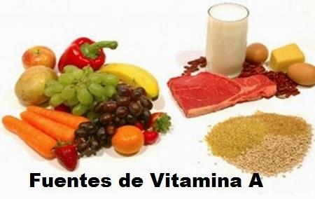 Vitamina A y D