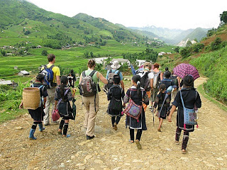 Sapa homestay tour 3 days 4 nights