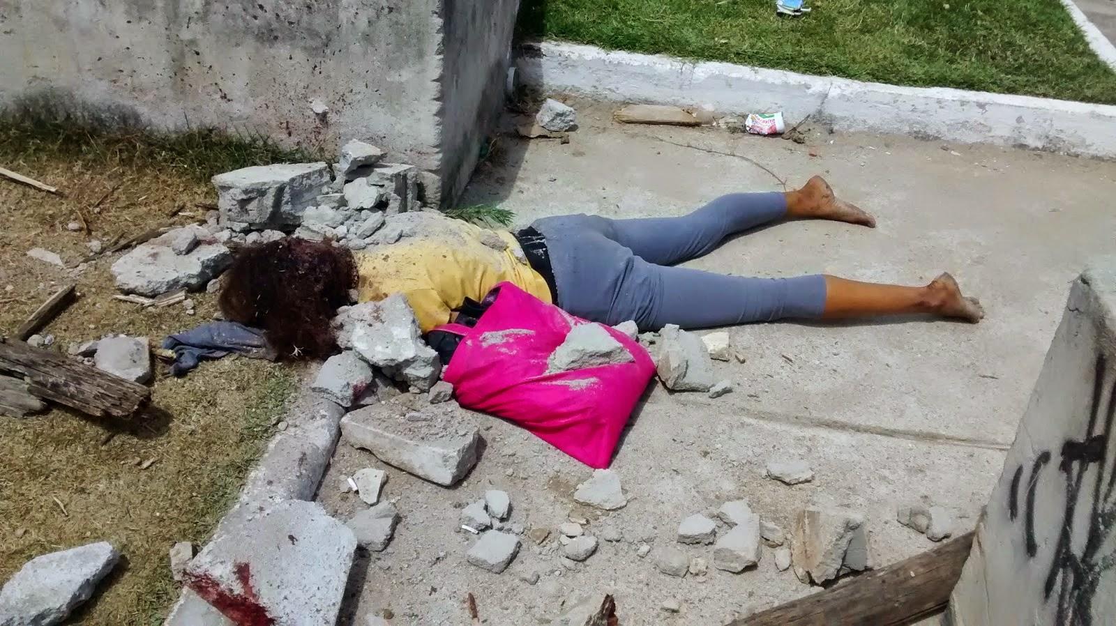 Acusado de matar mulher a pedradas foi preso. Polícia prendeu geral e  #BB1071 1600x898 Balança De Banheiro No Ponto Frio