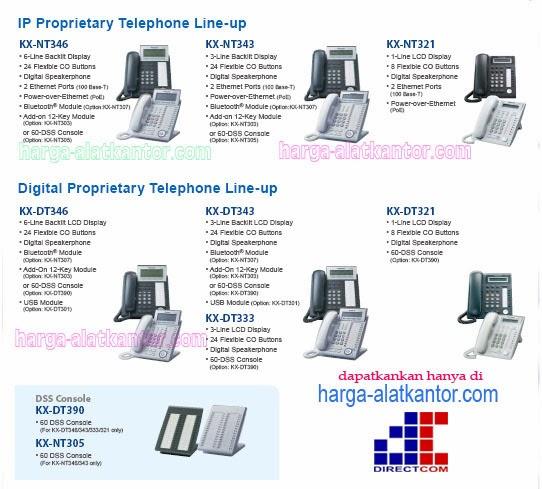 Line Up DIGITAL Proprietary Telephone