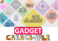 Paytm Gadget Garage Sale offer : Buytoearn