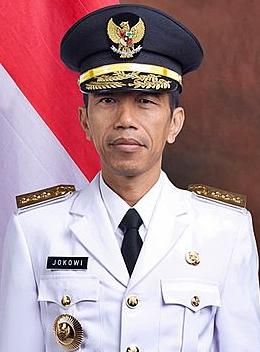 Joko Widodo Gubernur DKI Jakarta