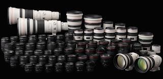 Tips Memilih Lensa yang Tepat dan benar Untuk Kamera DSLR