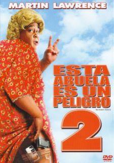 Mi Abuela Es Un Peligro 2 audio latino
