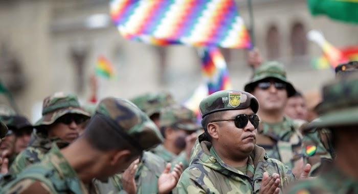 Conflicto en las Fuerzas Armadas