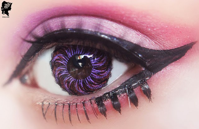 I.Fairy Yuri Red for Bold Eyes & Innocent Looks