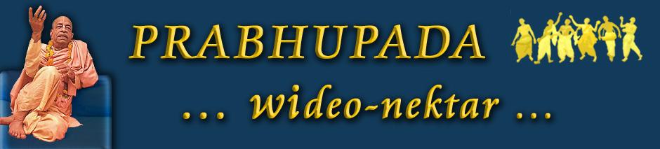 Wideo Nektar Prabhupady