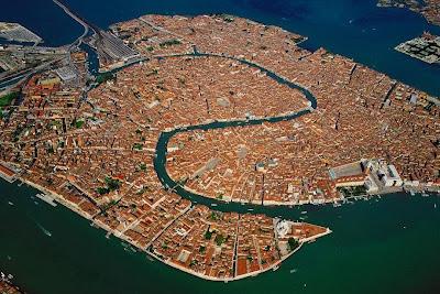 Венеция в цифрах