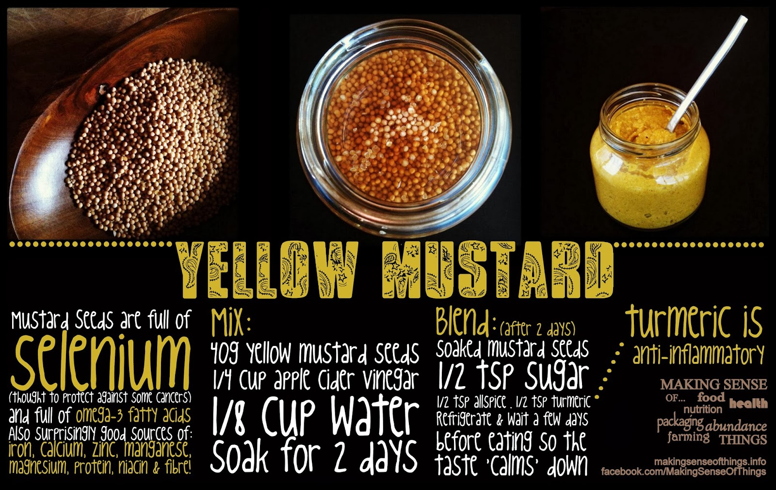 Weight loss for a healthy lifestyle pass the mustard and - What to do with mustard five unknown uses ...