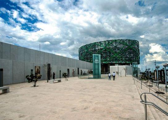 Revista digital apuntes de arquitectura museo del mundo - Arquitectos en merida ...