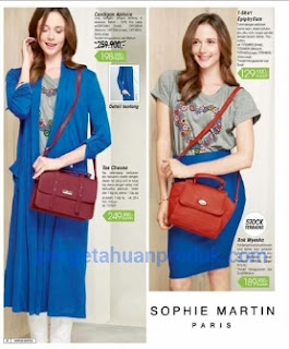 Katalog Sophie Martin Terbaru Januari 2016 Spesial Awal Tahun