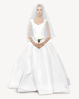 : Carolina Herrera fall winter Wedding Dresses 2014,bridal 2013 2014