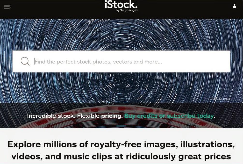 Jual Koleksi Gambar-Gambar Unik Anda Di Situs iStock