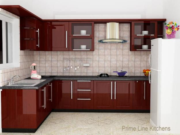 Picture of modular kitchen cabinet ideas kitchens andrine for Latest model kitchen designs