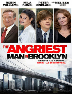 The Angriest Man In Brooklyn (Un loco suelto en Nueva York) (2014) Online
