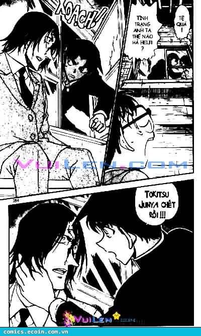 Detective Conan - Thám Tử Lừng Danh Conan chap 564 page 16 - IZTruyenTranh.com