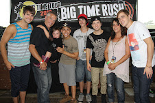 Chloe Meets Big Time Rush!!