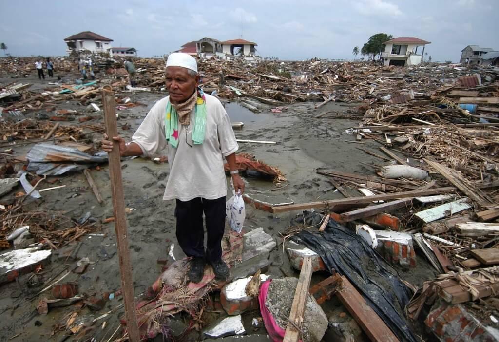 kesaksian mengenai tsunami aceh