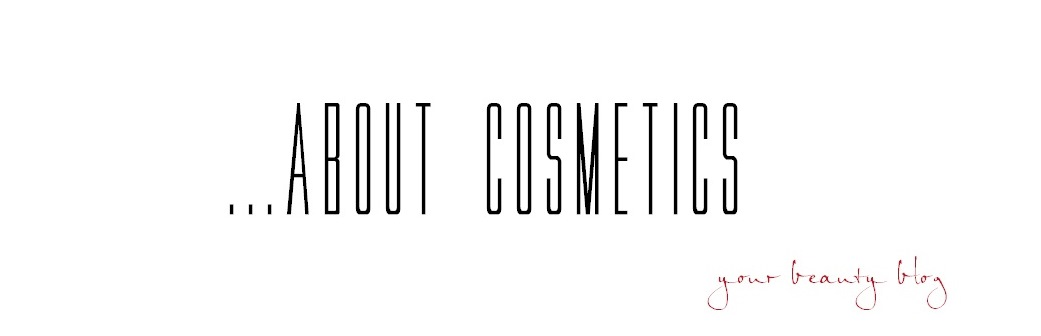 About Cosmetics - recenzie kozmetiky pre vás