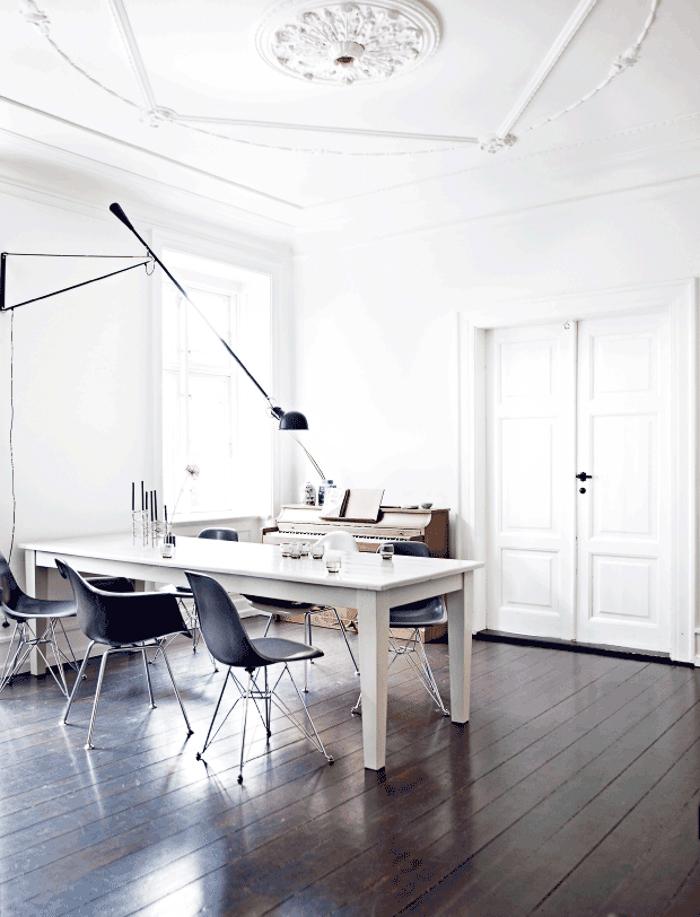 Decoracion interiores decoracion de un apartamento Danes esstilo Loft de Nueva York