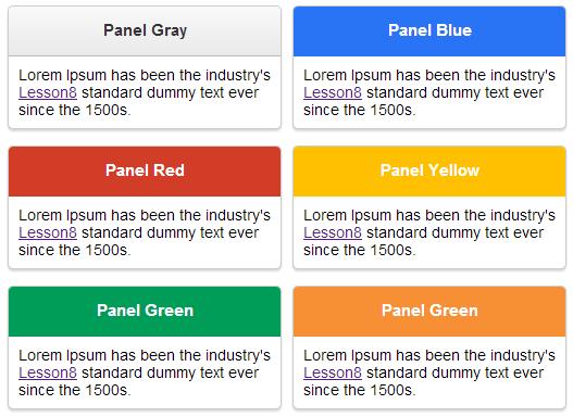 Cool Flat Panel Box Design