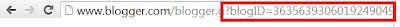 Blogger İd