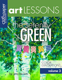 Art Lesson 3 GREEN