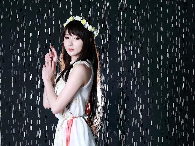 1 Lovely Yeon Da Bin  - very cute asian girl - girlcute4u.blogspot.com