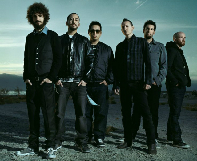 Linkin Park en facebook