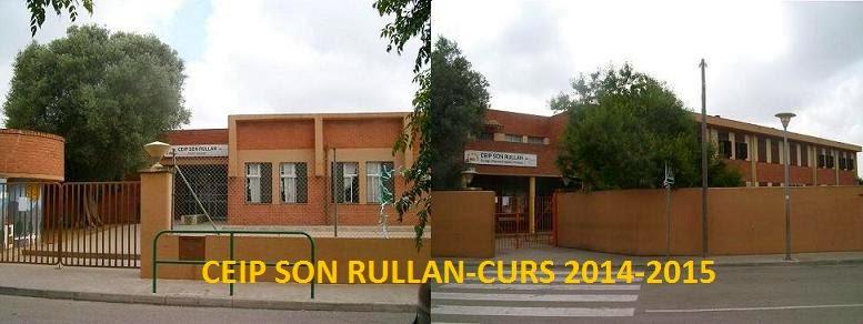 EL BLOC DEL CEIP SON RULLAN
