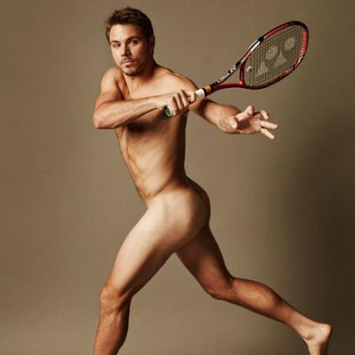 wawrinka sin camisa desnudo pene fotos tenista tenistas