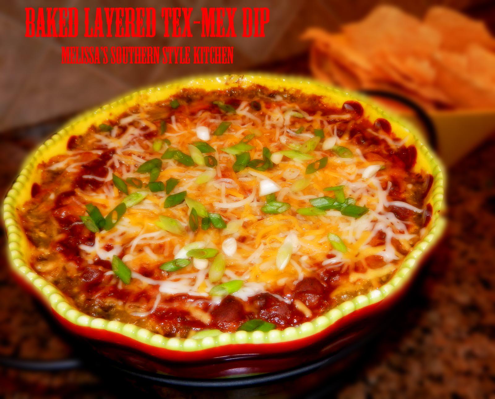 Mexican Layer Dip Recipe — Dishmaps