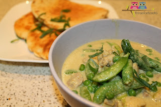 G is for Green Curry