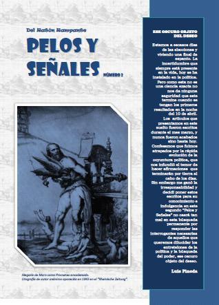 """Baja """"PELOS Y SEÑALES 2"""" en PDF"""